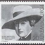 Aline Mayrisch-de Saint Hubert